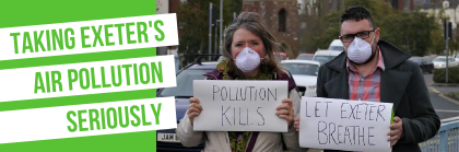 Air pollution campaign