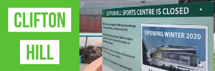 Clifton Hill Sports Centre