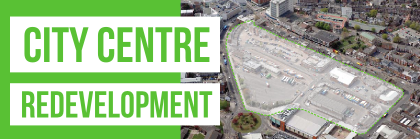 city centre redevelopment