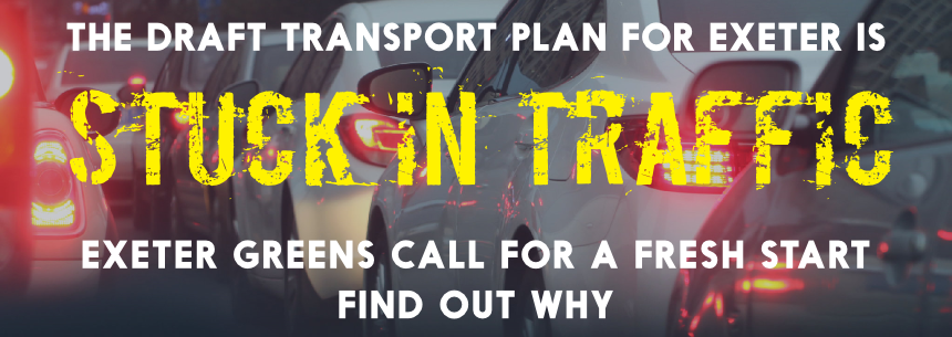 Exeter's broken transport plan